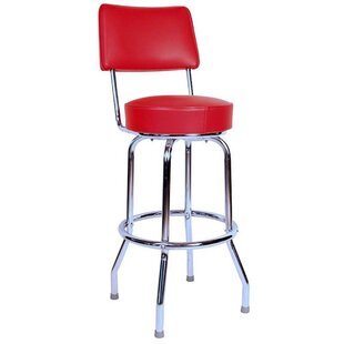 Retro Home 30 Swivel Bar Stool Richardson Seating