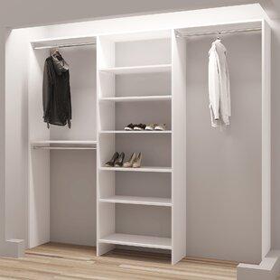 Find for Demure Design 93W Closet System ByTidySquares Inc.