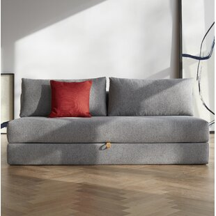 Price comparison Osvald Sleek Sleeper Sofa by Innovation Living Inc. Reviews (2019) & Buyer's Guide