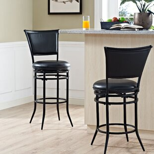 Massena 44.5 Swivel Bar Stool DarHome Co