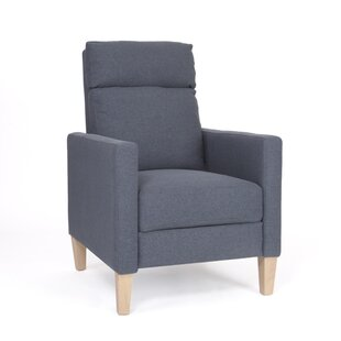 Askerby Fabric Manual Recliner