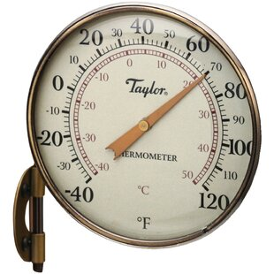 Heritage Dial Thermometer