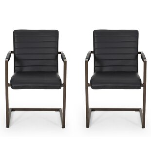 Fantastic Christiaanse Faux Leather Armchair Set Of 2 Alphanode Cool Chair Designs And Ideas Alphanodeonline
