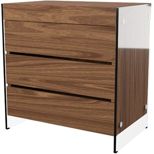Mcduffy 3 Drawer Nightstand