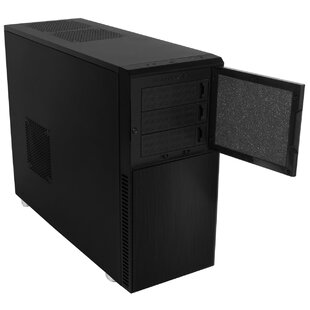 Nanoxia 23.25 H x 8 W Desk CPU Holder by Eagle Tech