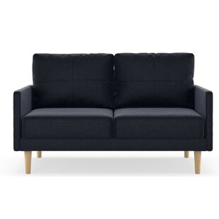 Couto Mod Velvet Loveseat by Corrigan Studio