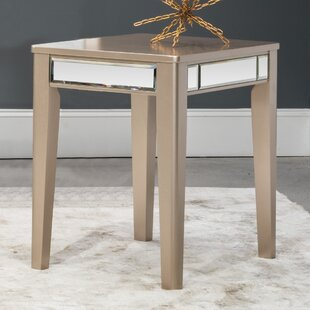 Hillcrest End Table by House of Hampton Looking for