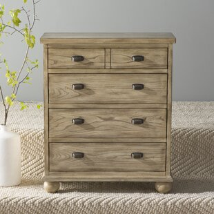 Gracie Oaks Topton 4 Drawer Accent Chest