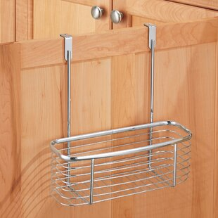 Purchase Eilerman Over the Cabinet Kitchen Storage Organizer Basket By Rebrilliant