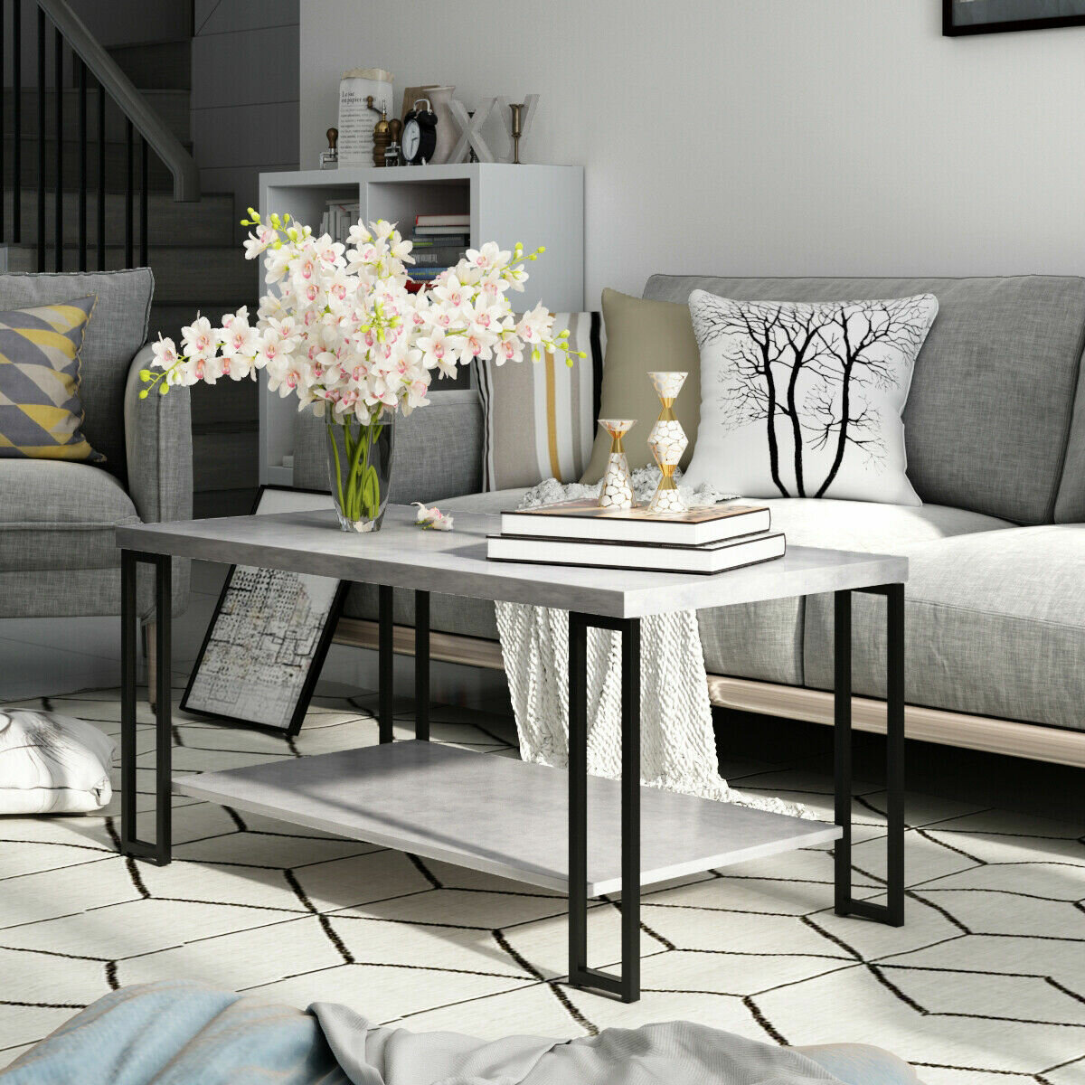 Pleasant Wrought Studio Elliana Accent Coffee Table Reviews Wayfair Gamerscity Chair Design For Home Gamerscityorg
