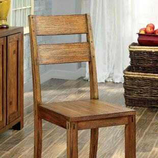 Shockley Dining Chair (Set of 2) Loon Peak