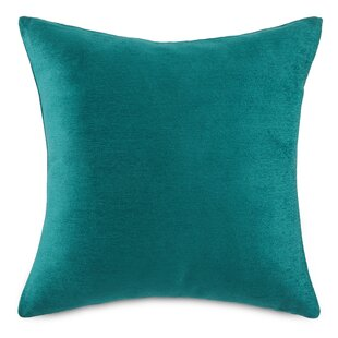 Miguel Solid Cotton Throw Pillow