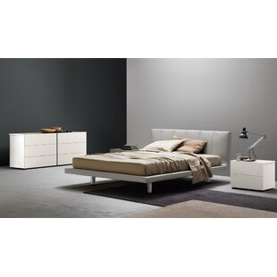 Siro Upholstered Platform Bed