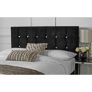 Cody Chenille Upholstered Headboard By Rosdorf Park