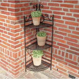 Corner Plant Stand By Castleton Home