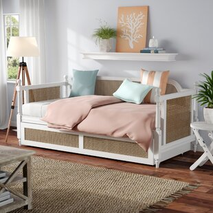 Meaghan Twin Daybed with Trundle by Bayou Breeze