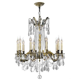 Radtke 10-Light Candle Style Chandelier by Astoria Grand