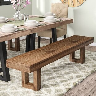 Laurel Foundry Modern Farmhouse Hollingshead Bench