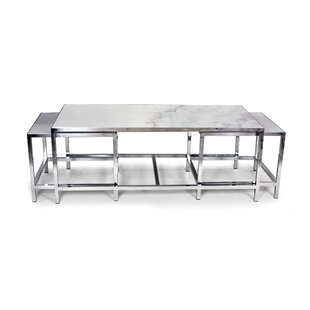 The Svendborg 3 Piece Coffee Table Set