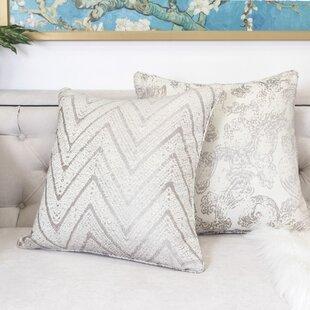 Robbins Indoor/Outdoor Throw Pillow