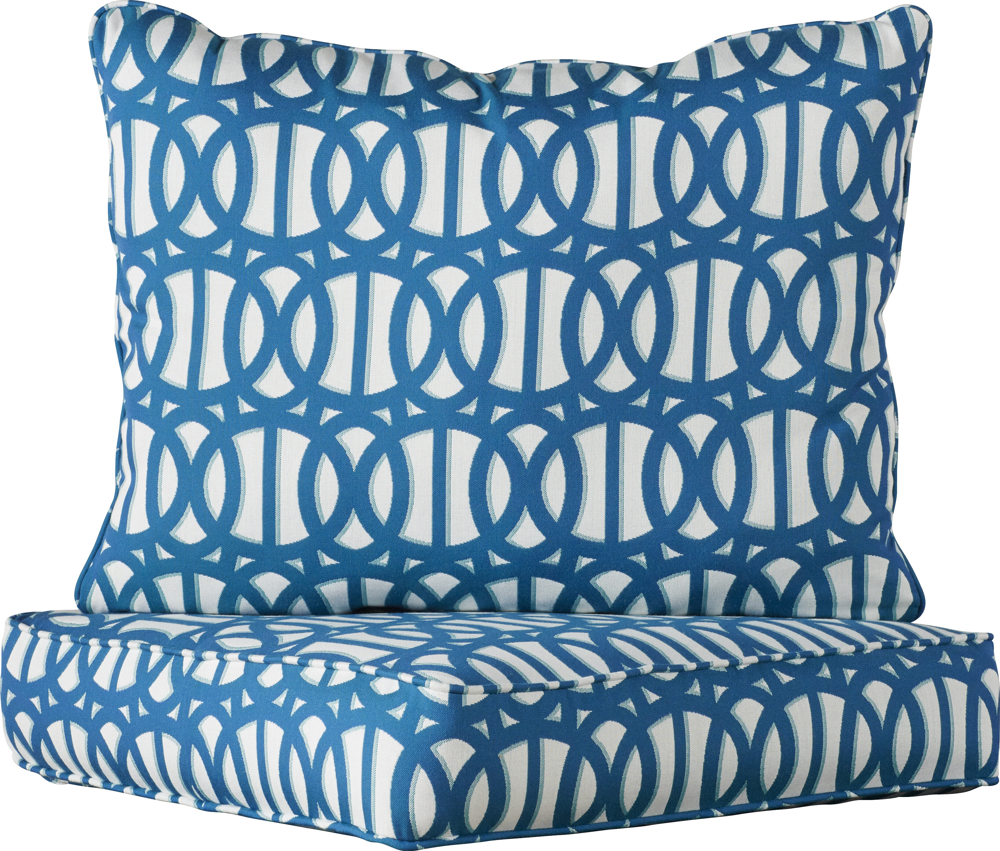 stripe outdoor blue product designer sunbrella custom pillows pillow