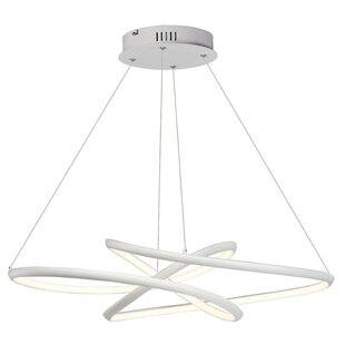 Orren Ellis Seng 1-Light LED Novelty Pend..