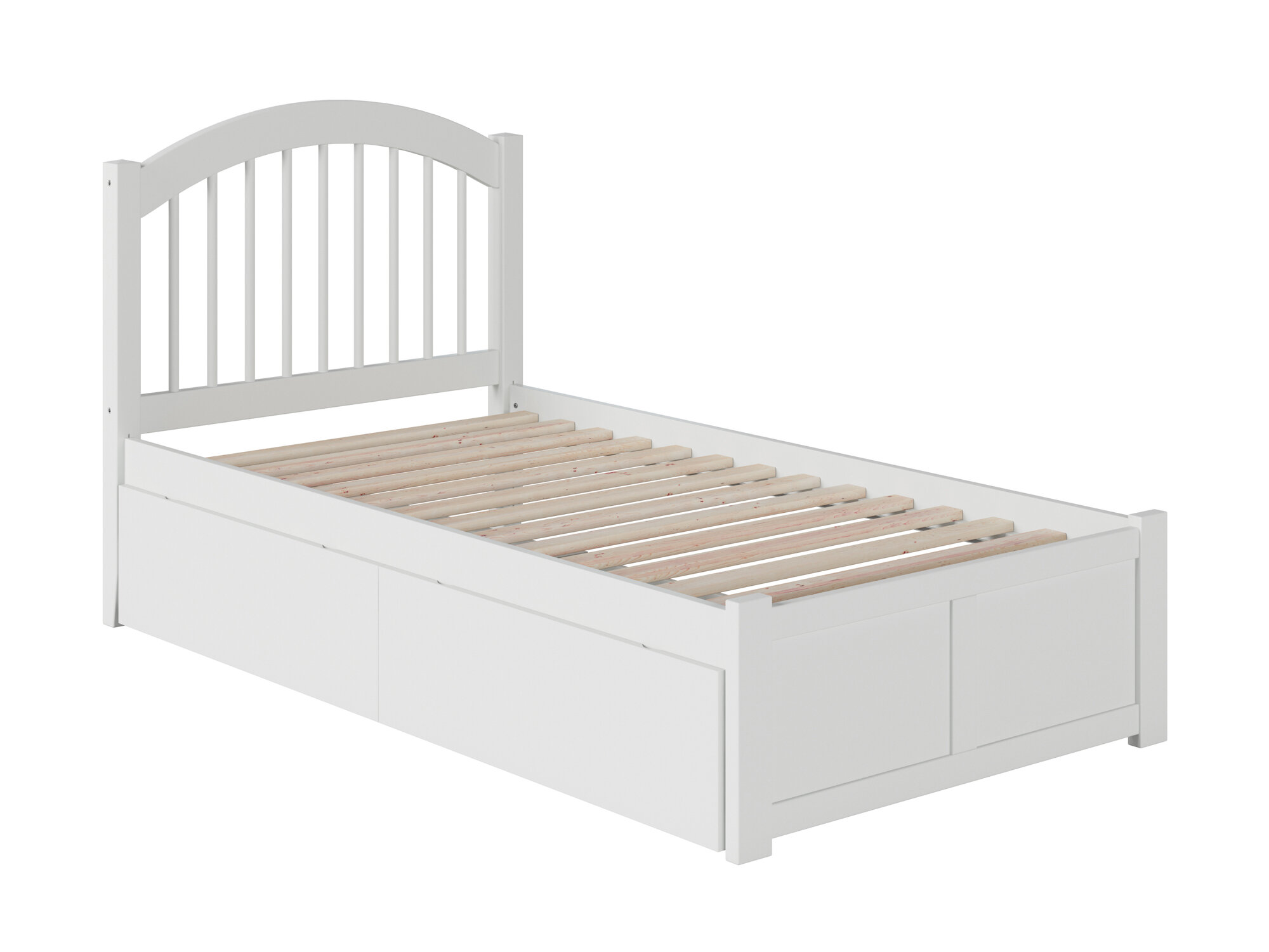 Picture of: Storage Included White Beds You Ll Love In 2020 Wayfair