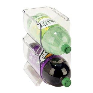 Rebrilliant Soda Bottle Shelving Rack