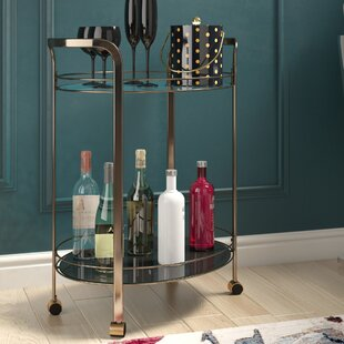 Livia Bar Cart Cool