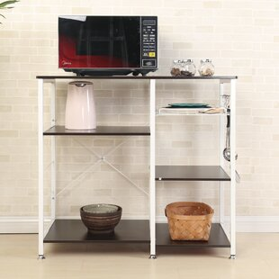 Culley 3-Tier Stainless Steel Baker's Rack by Ebern Designs