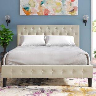 Hankerson Upholstered Platform Bed