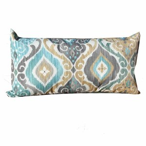 Persian Mist Outdoor Lumbar Pillow (Set of 2)