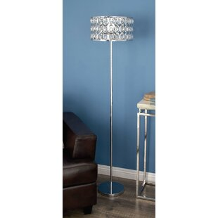 Circle Floor Lamps | Wayfair