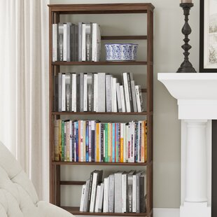 Winnetka Etagere Bookcase by Alcott Hill