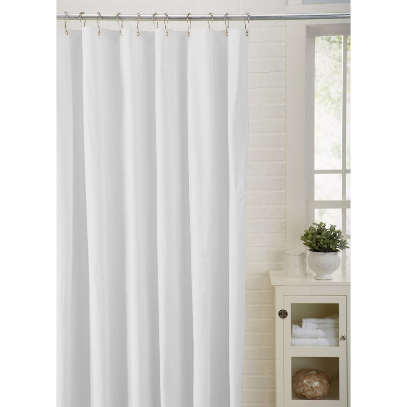 Home Fashion Designs Spa Bath Works Mildew Resistant 100 PEVA Shower Curtain Liner Reviews
