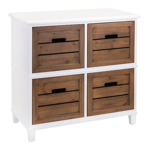 Bedgood 4 Drawer Chest by Gracie Oaks