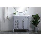 Francine 36 Single Bathroom Vanity Set by Beachcrest Home