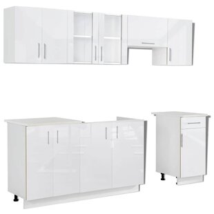 Valorie Kitchen Pantry By Bloomsbury Market
