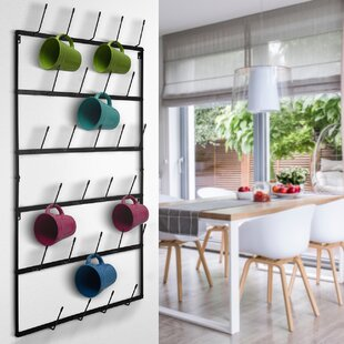 Search Results For Wall Mounted Coffee Mug Rack