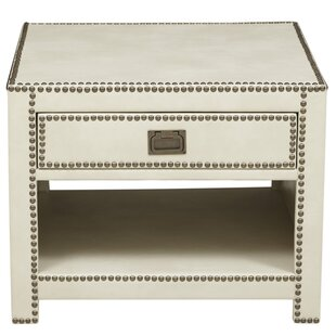 Emmanuel End Table by House of Hampton