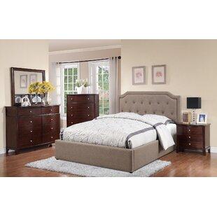 Darby Home Co Melita Upholstered Storage Platform Bed