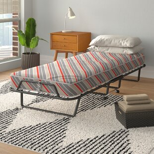 Arely Black Folding Bed