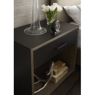 Bargain Baldwin 1 Drawer Nightstand by Brownstone Furniture