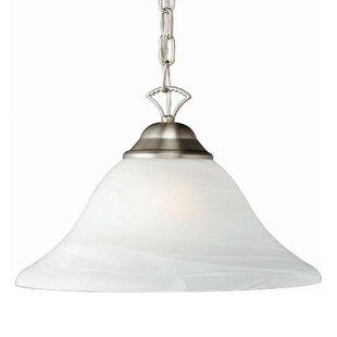 Dawes 1-Light Pendant by Charlton Home