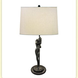 Nude Girl Metal 26 Table Lamp