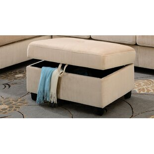 Tavish Storage Ottoman by ..