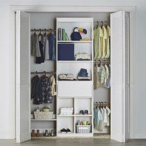 Grow with Me Closet System