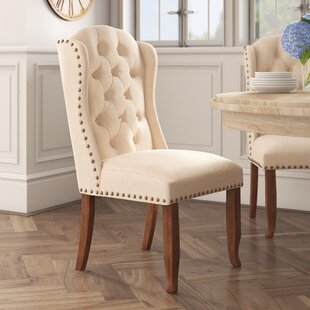 Outlook Side Upholstered Dining Chair