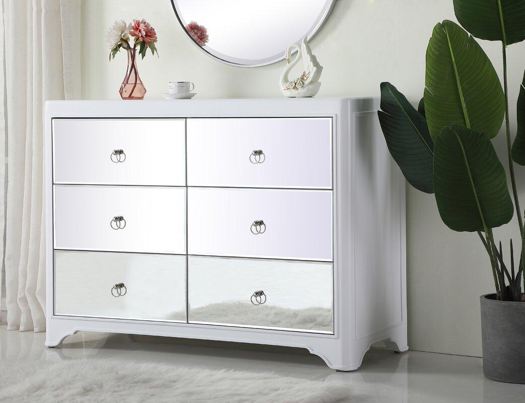 Durian Chanetelle Dresser   Item# 10215