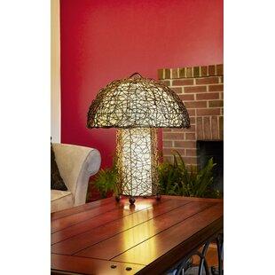 Vine Leaf 25 Table Lamp